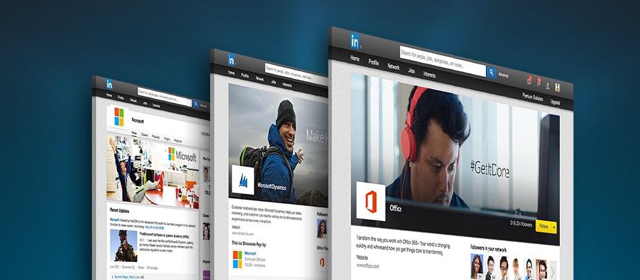 Новая возможность контент-маркетинга от LinkedIn — сервис Showcase Pages
