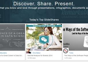 Slideshare — лучший сервис для продвижения ваших презентаций