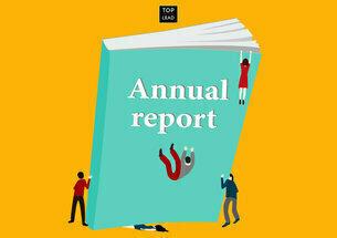 Как сделать годовой отчет полезным и понятным для клиентов