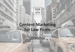 Lookbook. Контент-маркетинг для юридичних компаній