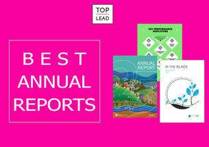 Как сделать лучший в мире годовой отчет? 7 проверенных способов + 51 пример