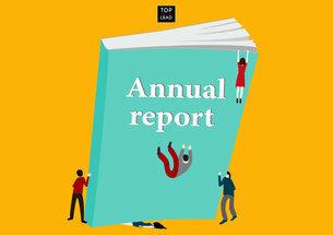 Як зробити річний звіт корисним та зрозумілим для клієнтів
