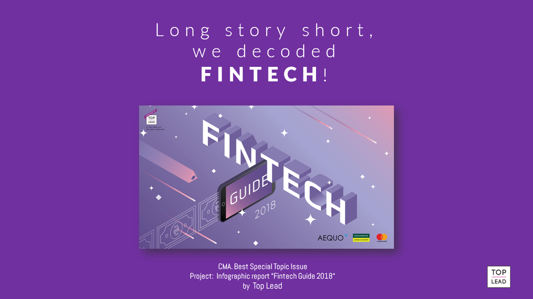 Top Lead Fintech Special issue