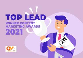 Top Lead отримала світове золото за найкращу серію інфографіки!