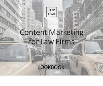 Контент-маркетинг для юридических фирм